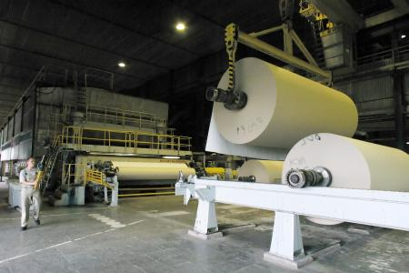 BM Group Polytec Robotics for pulp and paper